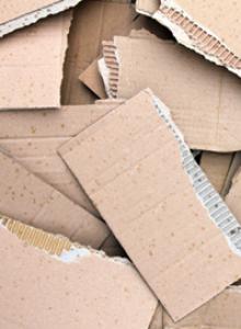 Deșeuri din: Hartie si Carton 60%