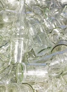 Deșeuri din: Sticla 60%